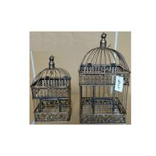 Bird Cage Decoration Online Get Cheap White Birdcage Decor Aliexpress Com Alibaba Group