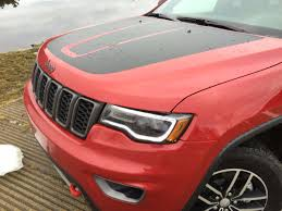 jeep grand cherokee trailhawk on the road review jeep grand cherokee trailhawk the ellsworth