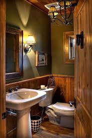 rustic cabin bathroom ideas rustic bathroom beautiful light fixtures mine rustic