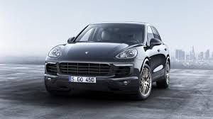 porsche usa logo 2017 porsche cayenne platinum edition is coming to america