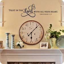 Wall Writing Best 25 Christian Wall Decals Ideas On Pinterest Wall Decor