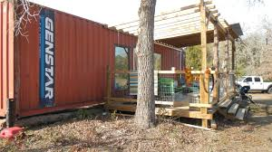 shipping container homes 40ft shipping container family home