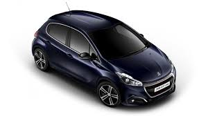 peugeot hatchback cars business peugeot 208 hatchback 1 6 bluehdi 100 gt line 5dr non