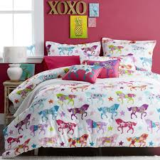 Horse Comforter Twin Horse Show Kids Comforter The Company Store