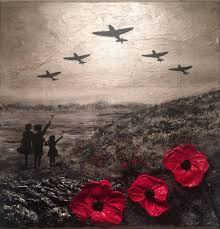 for the few u0027 by jacqueline hurley war poppy collection 1939 1945