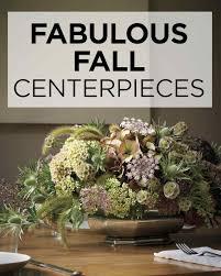fall centerpieces fabulous fall centerpieces martha stewart