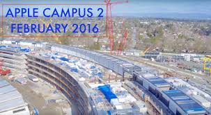 apple campus 2 february 2016 update youtube
