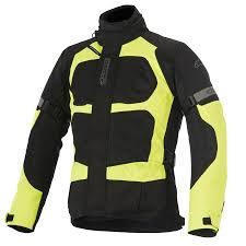 black motorcycle jacket alpinestars 2016 santa fe drystar touring motorcycle jacket black
