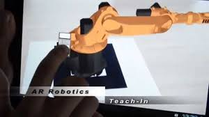 augmented reality in industrial robotics youtube