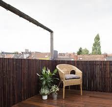 sichtblende balkon balkon sichtschutz praktische ideen für den sommer