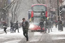 Snow And Rock Covent Garden Opening Times Weather Warning Uk On Snow Alert As Met Office Issues Highest