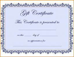 pages templates for gift certificate gift certificate template pages new beautiful certificate templates