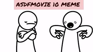 Asdf Movie Memes - asdfmovie 10 meme youtube