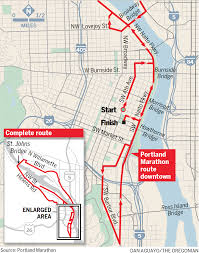 Crime Map Portland by 2016 Portland Marathon Draws Thousands Of Runners Oregonlive Com