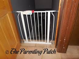 Baby Gate Banister Gate At Top Of Stairs Baby Gate Install Top Of Stairs Against Iron