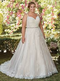 wedding dress plus size maggie sottero