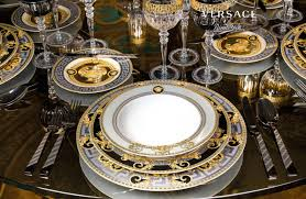 Versace Home Decor by Versace Home Versace Tableware Versace Versace Plates