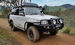 nissan patrol 1990 off road scott u0027s 2005 gu patrol off roader loaded 4x4