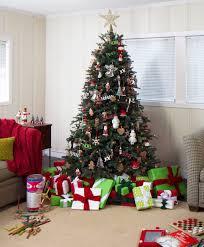 artificial fir trees noble sale pre lit