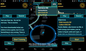 Ingress World Map by Quick App Review Ingress For Android Is A Futuristic Real World