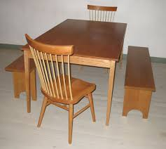 Shaker Dining Room Chairs Rectangular Dining Tables Handmade Furniture
