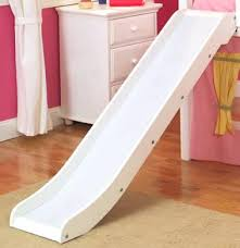 Slide Bunk Bed Slide For Loft Bed For Bed Shown In White Bunk Bed Slide