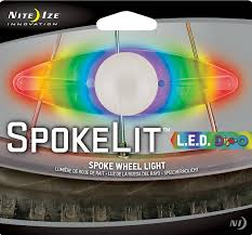 best spoke lights you u0027ll be lit up like a christmas tree