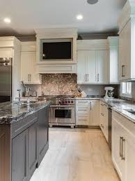 kitchen tv ideas kitchen tv gourmet kitchen with tv cabinet with pocket doors