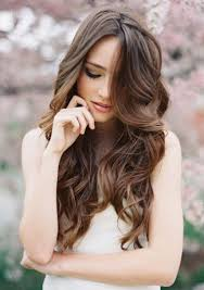 most beautiful bridal wedding hairstyles for long hair