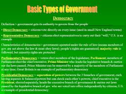 government chapter 9 goals of governments u003e provide order