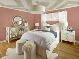 rose gold wall paint cool a touch of blush pretty in pink living