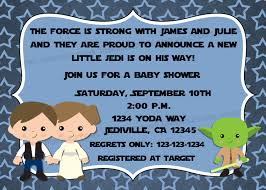 wars baby shower ideas baby shower invitations exciting wars baby shower