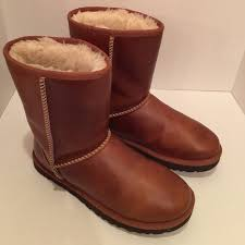 s ugg australia leather boots ugg ugg australia water resistant leather boots 9 from