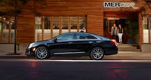 xts livery sedan cadillac professional gm fleet
