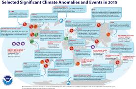 Climate Map Of The World by Dr G U0027s Agu16 Spotlight Extreme Climate Events From 2015