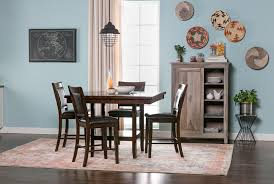 harper counter table living spaces