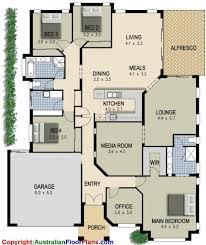 100 floor plans 4 bedroom house 5 bedroom house plans 2