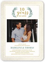 year wedding anniversary ideas 10 year wedding anniversary ideas and ways to celebrate shutterfly