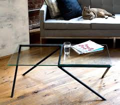 Unique Glass Coffee Tables - exquisite glass coffee tables presenting cool accessory for all