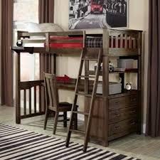 Loft Bed With Desk For Kids Bunk Beds Twin Cities Minneapolis St Paul Minnesota Bunk