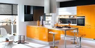 cuisine orange et gris peinture orange cuisine absolu peinture cuisine orange et gris