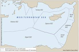 Turkey Greece Map by Turkey Threatens Cyprus Oil Giants Eni And Total And To Annex