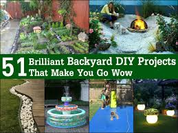 best diy backyard projects ideas and designs for photo on charming