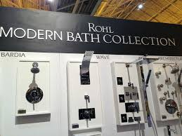 rohl jorger at the kitchen and bath show dig this design