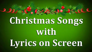 carols and songs with lyrics on screen one hour