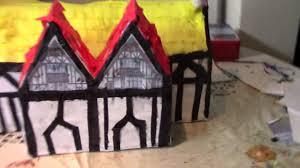 what makes a house a tudor how to make a tudor house youtube
