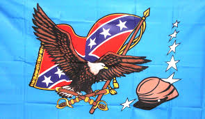 Rebel Flags Pictures 2114 Blue Cap And Eagle Jpg