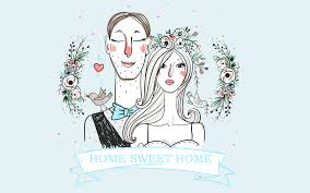 just married how to buy a house as a recently wed couple