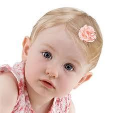 baby hair clip toddler carnation trustay hair clip best no slip