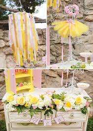 belle inspired princess tea party birthday be our guest